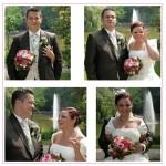 Hochzeit outdoor